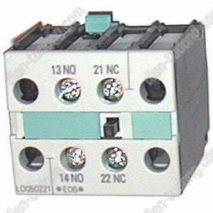 Tiếp điểm phụ-AUXILIARY-3RH1921-1FA11