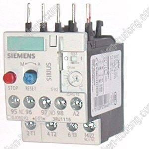 Rờ lay bảo vệ quá tải Siemens-OVERLOAD-3RU1116-1JB1