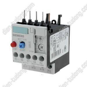 Rờ lay bảo vệ quá tải Siemens-OVERLOAD-3RU1126-1CD0