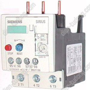 Rờ lay bảo vệ quá tải Siemens-OVERLOAD-3RU1136-4EB0