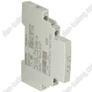AUXIL. SWITCH-AUXIL. SWITCH-3RV1901-1B