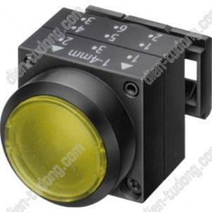 Nút nhấn-22MM PLAST-3SB3001-0AA31