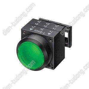 Nút nhấn-22MM PLAST-3SB3001-0AA41