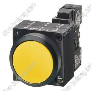 Nút nhấn Siemens-22MM PLASTIC-3SB3201-0AA21