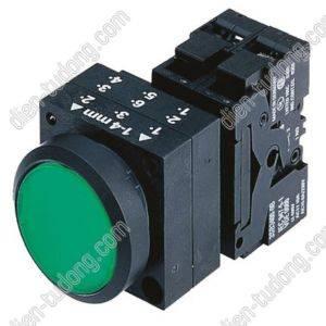 Nút nhấn Siemens-22MM PLASTIC-3SB3202-2KA11