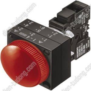 Nút nhấn Siemens-22MM PLASTIC-3SB3204-6AA60