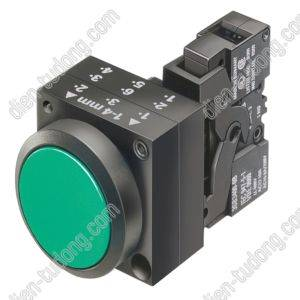 Nút nhấn Siemens-22MM PLASTIC-3SB3210-2EA11