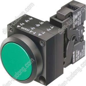 Nút nhấn Siemens-22MM PLASTIC-3SB3244-6BA40