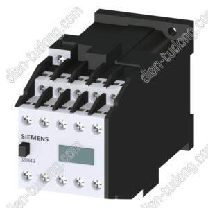 Công tác tơ Siemens-CONTACTOR RELAY-3TH4355-0BG4