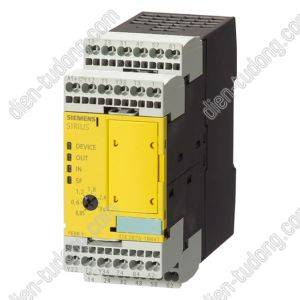 Rờ lay bảo vệ Siemens-SIRIUS SAFETY-3TK2828-1BB40