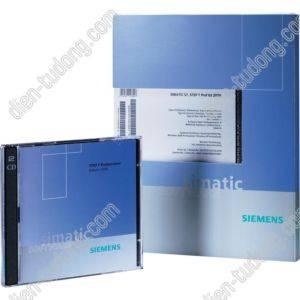 Phần mềm Win CC-WIN CC-6AV6381-2BN07-0AX0