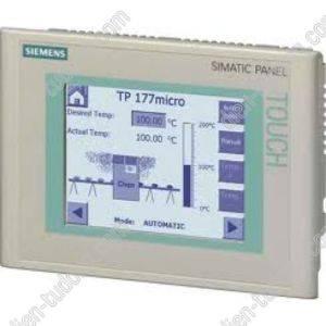 Màn hình HMI TP 177MICRO-TP 177MICRO-6AV6640-0CA11-0AX1