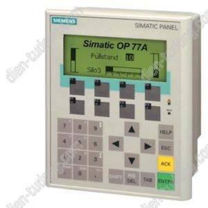 Màn hình HMI OP77A-OP77A-6AV6641-0BA11-0AX1