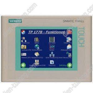 "Màn hình HMI TP177B 6"" PN/DP-TP177B 6"" PN/DP-6AV6642-0BA01-1AX1"
