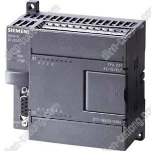 Bộ lập trình PLC s7-200 CPU 221 DC-CPU 221-6ES7211-0AA23-0XB0