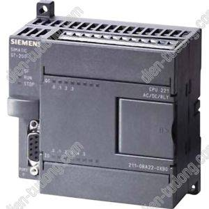 Bộ lập trình PLC s7-200 CPU 221 AC-CPU 221-6ES7211-0BA23-0XB0