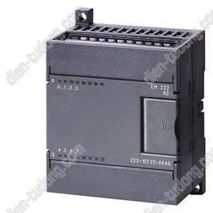 Mô đun PLC s7-200 EM 222  8DO-EM 222 D0-6ES7222-1BF22-0XA0