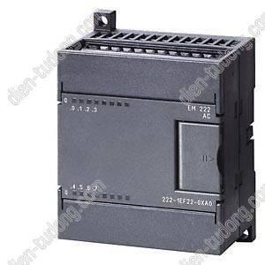 Mô đun PLC s7-200 EM 222 8DO(CN)-EM 222 DO(CN)-6ES7222-1HF22-0XA8