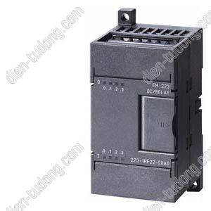 Mô đun PLC s7-200 EM 223  16DI/16DO-EM 223 DI/D0-6ES7223-1BL22-0XA0