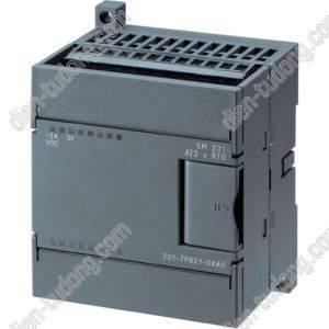 Mô đun Analog PLC s7-200 EM 231  8AI 0-10V-EM 231 AI-6ES7231-0HF22-0XA0