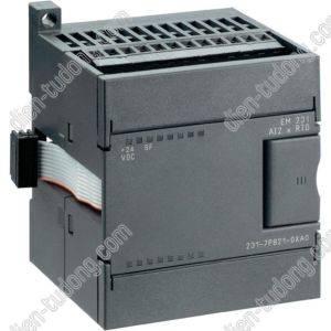 Mô đun Analog RTD PLC s7-200 EM 231  2AI PT100-EM 231 RTD-6ES7231-7PB22-0XA0