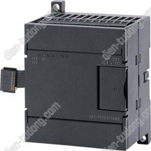Mô đun Analog T/C PLC s7-200 EM 231  4AI T/C-EM 231 Thermocouple-6ES7231-7PD22-0XA0