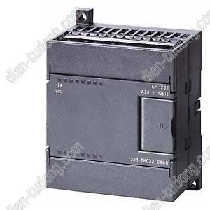 Mô đun PLC s7-200 EM 231 4AI(CN)-EM 231 AI(CN)-6ES7231-7PD22-0XA8