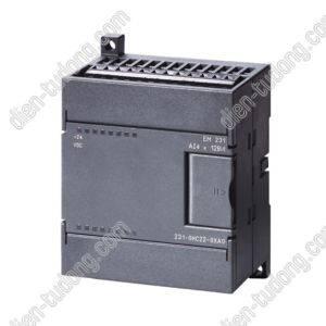 Mô đun Analog T/C PLC s7-200 EM 231  8AI T/C-EM 231 Thermocouple-6ES7231-7PF22-0XA0