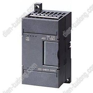 Mô đun PLC s7-200 EM 232 2AO(CN)-EM 232 AO(CN)-6ES7232-0HB22-0XA8