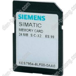 Thẻ nhớ PLC s7-1200-Memory Card-6ES7954-8LC02-0AA0