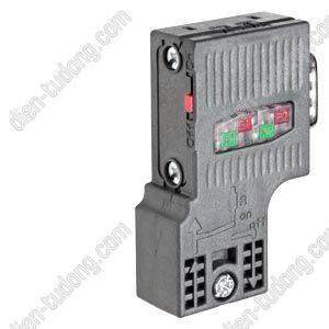 Đầu nối Profibus-SIMATIC DP-6ES7972-0BA52-0XA0