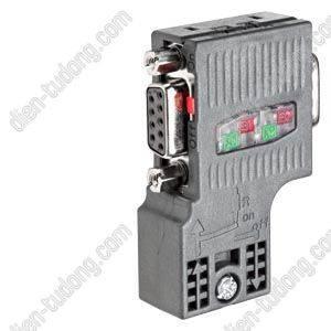 Đầu nối Profibus-SIMATIC DP-6ES7972-0BB52-0XA0