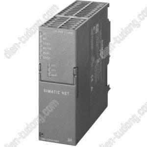 Mô đun truyền thông-SIMATIC NET-6GK7343-1CX10-0XE0