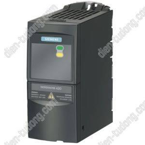 Biến tần MM420 Siemens-MICROMASTER 420-6SE6420-2UC13-7AA1