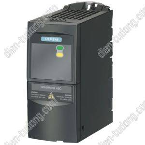 Biến tần 420-MICROMASTER 420-6SE6420-2UD17-5AA1