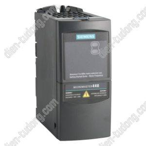 Biến tần 440-MICROMASTER 440-6SE6440-2UD21-1AA1