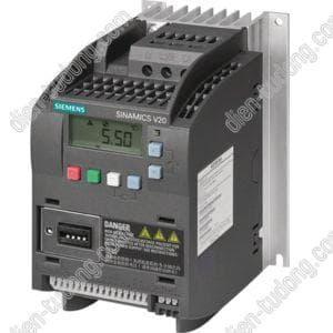 Biến tần V20-SINAMICS  V20-6SL3210-5BB12-5UV0