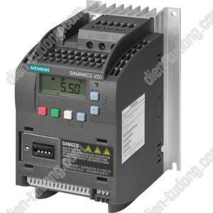 Biến tần V20-SINAMICS  V20-6SL3210-5BB13-7UV0