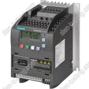 Biến tần V20-SINAMICS  V20-6SL3210-5BB15-5UV0