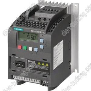 Biến tần V20-SINAMICS  V20-6SL3210-5BE15-5UV0