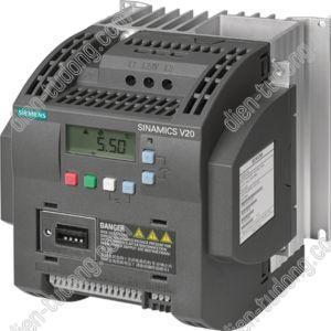 Biến tần V20 Siemens-SINAMICS  V20-6SL3210-5BE21-1UV0