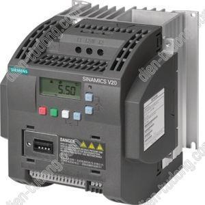Biến tần V20 Siemens-SINAMICS  V20-6SL3210-5BE25-5UV0